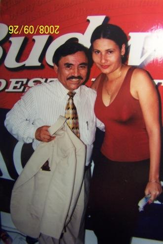 Iris y Odilio González