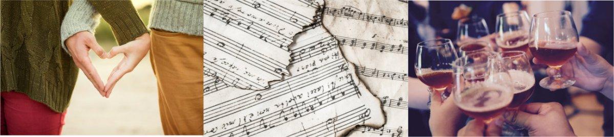 Amores, música ylicor