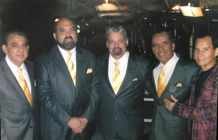 Los Hispanos Trios y Boleros