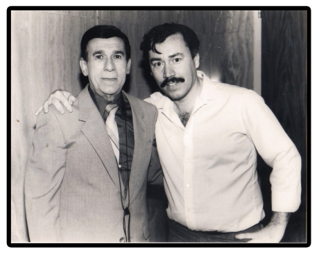 CON FERNANDITO ÁLVAREZ (1985).