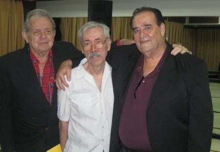 CON JORGE MIGUEL JULIÁ RODRÍGUEZ & PAPO VALLE, del TRIO BORINQUEN