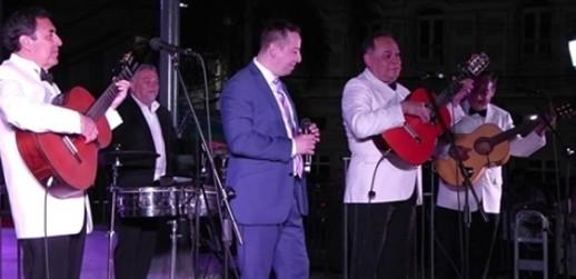 Johnny Albino Jr Trios y Boleros Los Panchos