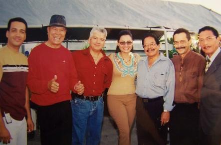 Tommy Figueroa y Artistas Festival Trios