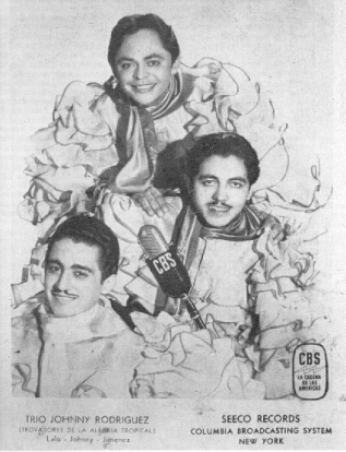 Trio Johnny Rodríguez